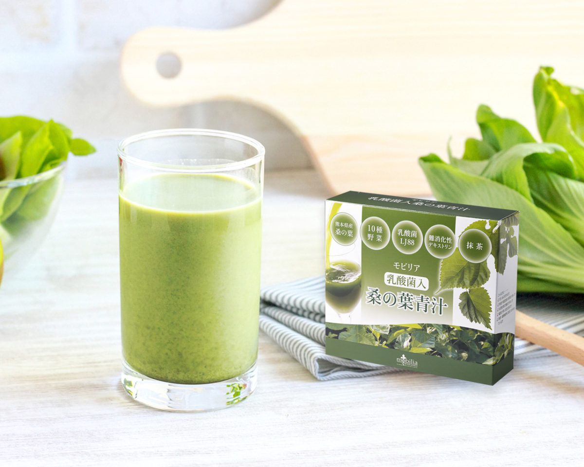乳酸菌入桑の葉青汁